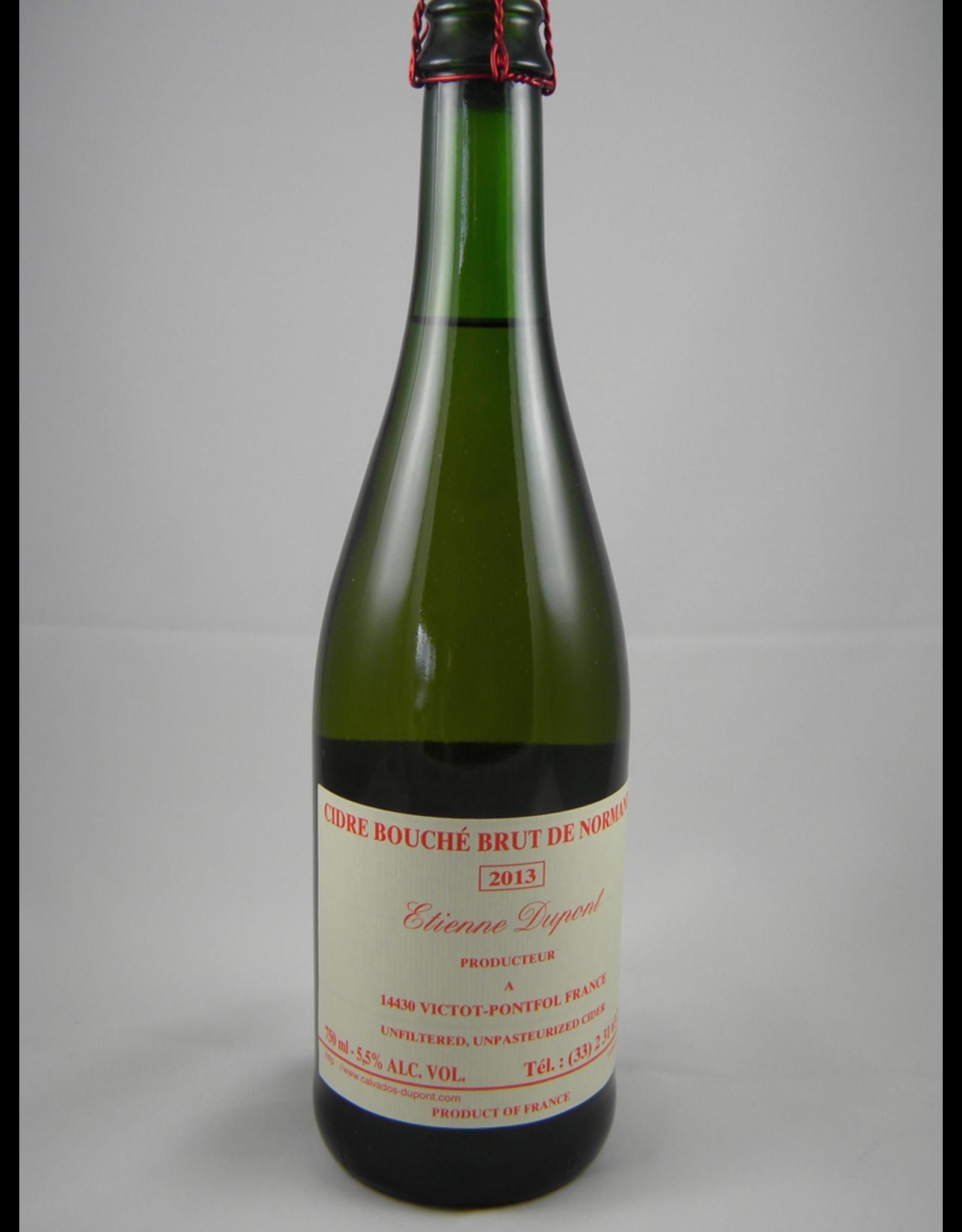 Dupont E. Dupont Cidre Bouché Brut Normandie 2018