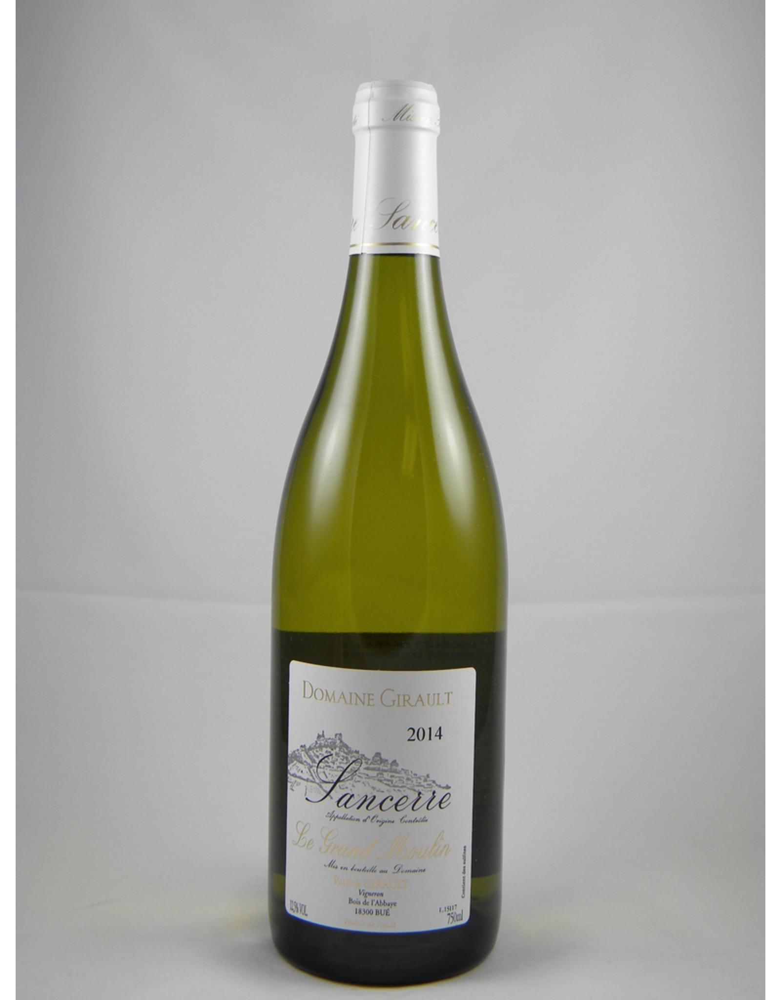 Girault Domaine Girault Sancerre Le Grand Moulin 2019
