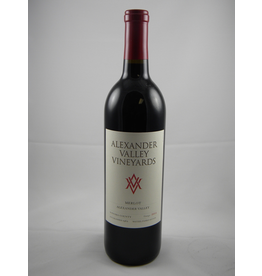 Alexander Valley Vineyards Alexander Valley Vineyards Merlot Alexander Valley 2017