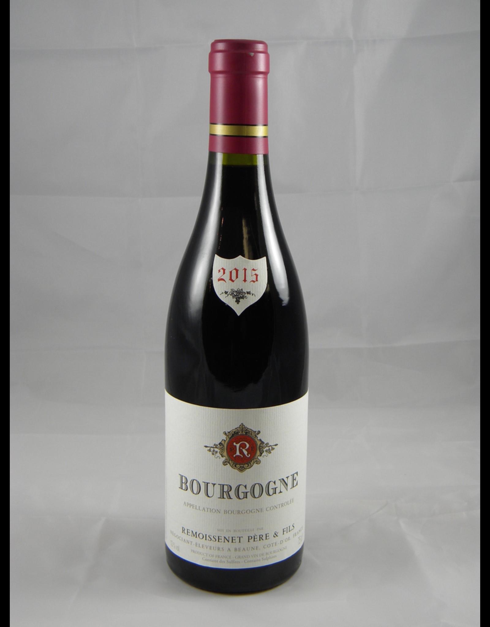 Remoissenet Remoissenet Bourgogne Rouge 2018