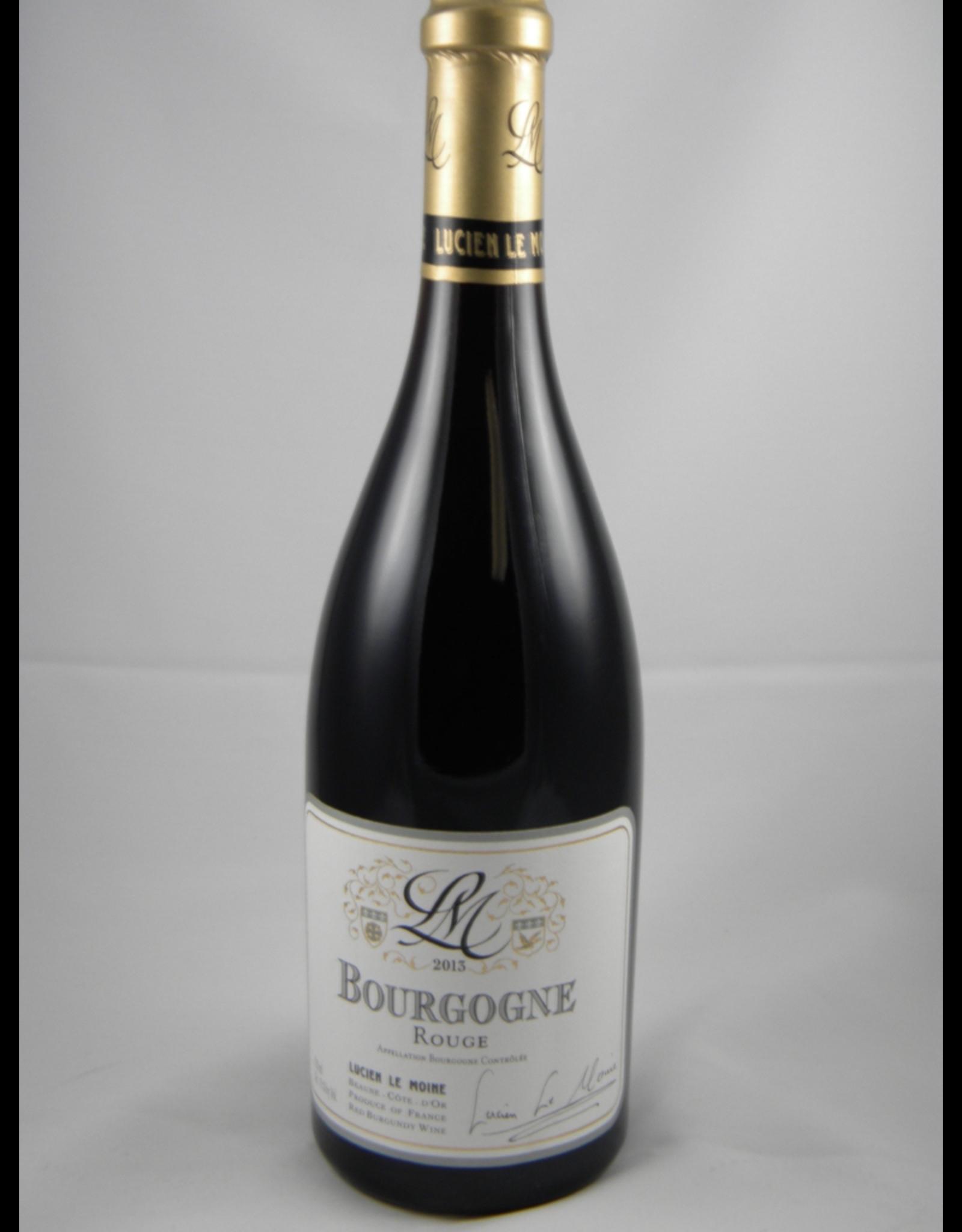 Le Moine Lucien Le Moine Bourgogne Rouge 2017