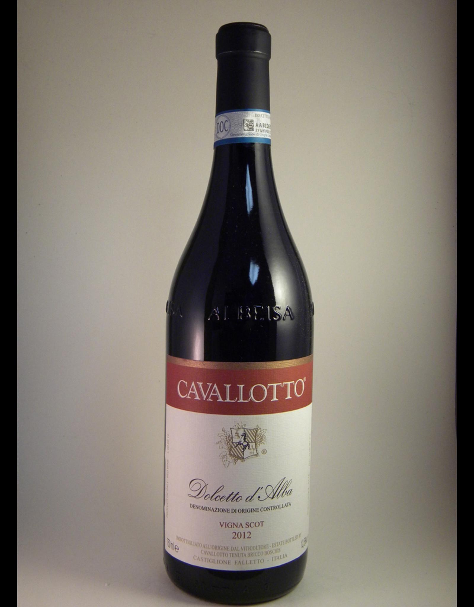 Cavallotto Cavallotto Dolcetto D'Alba Vigna Scot 2019