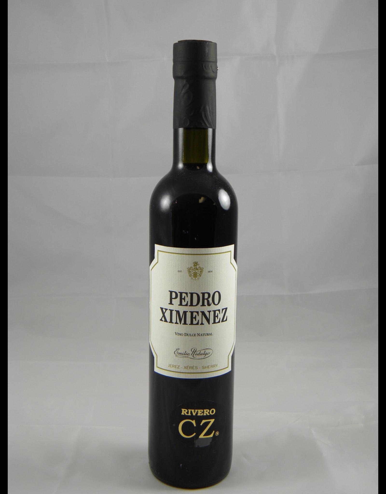 Hidalgo Sherry Pedro Ximinez 500ml NV