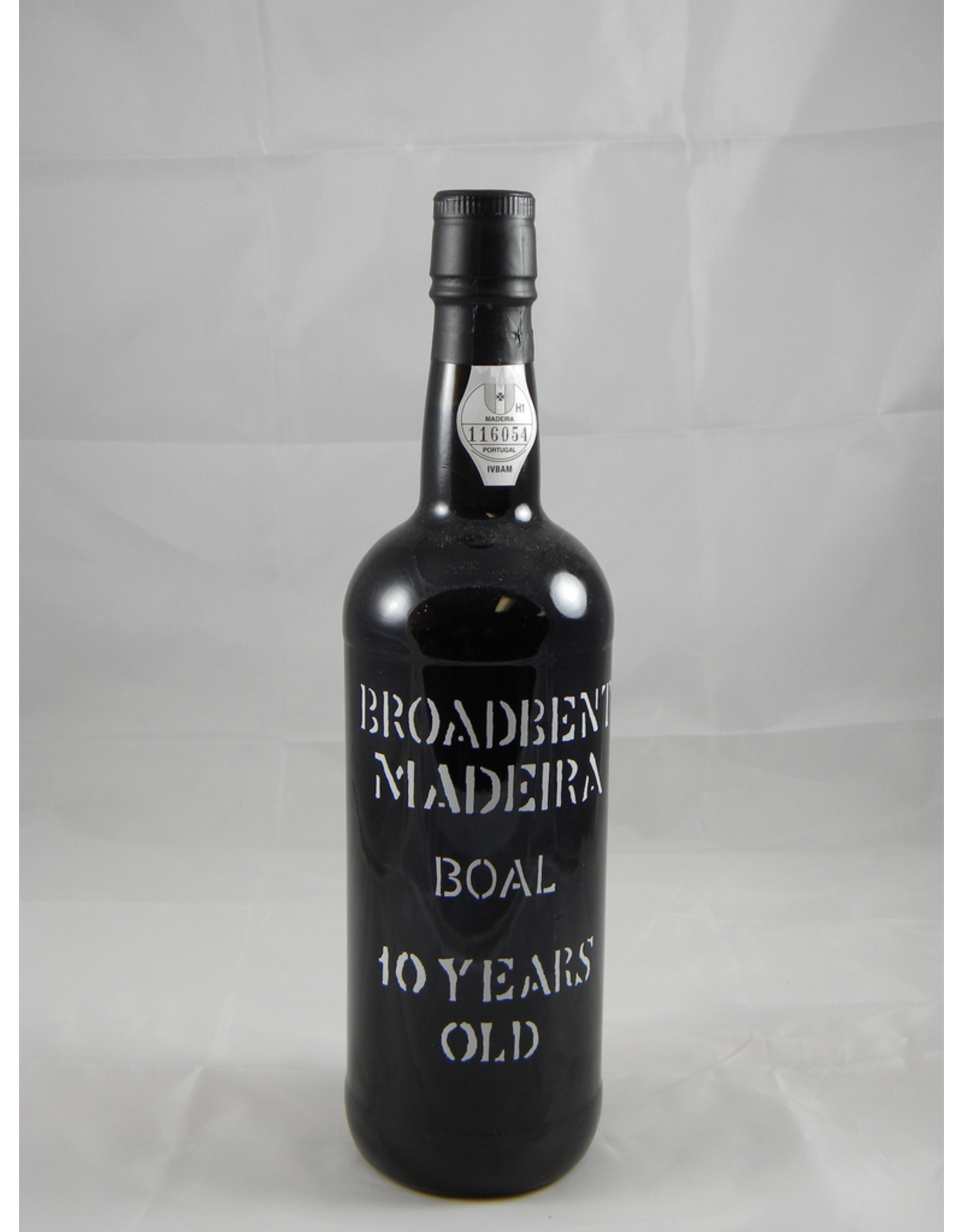 Broadbent Broadbent Madeira Boal 10 Year