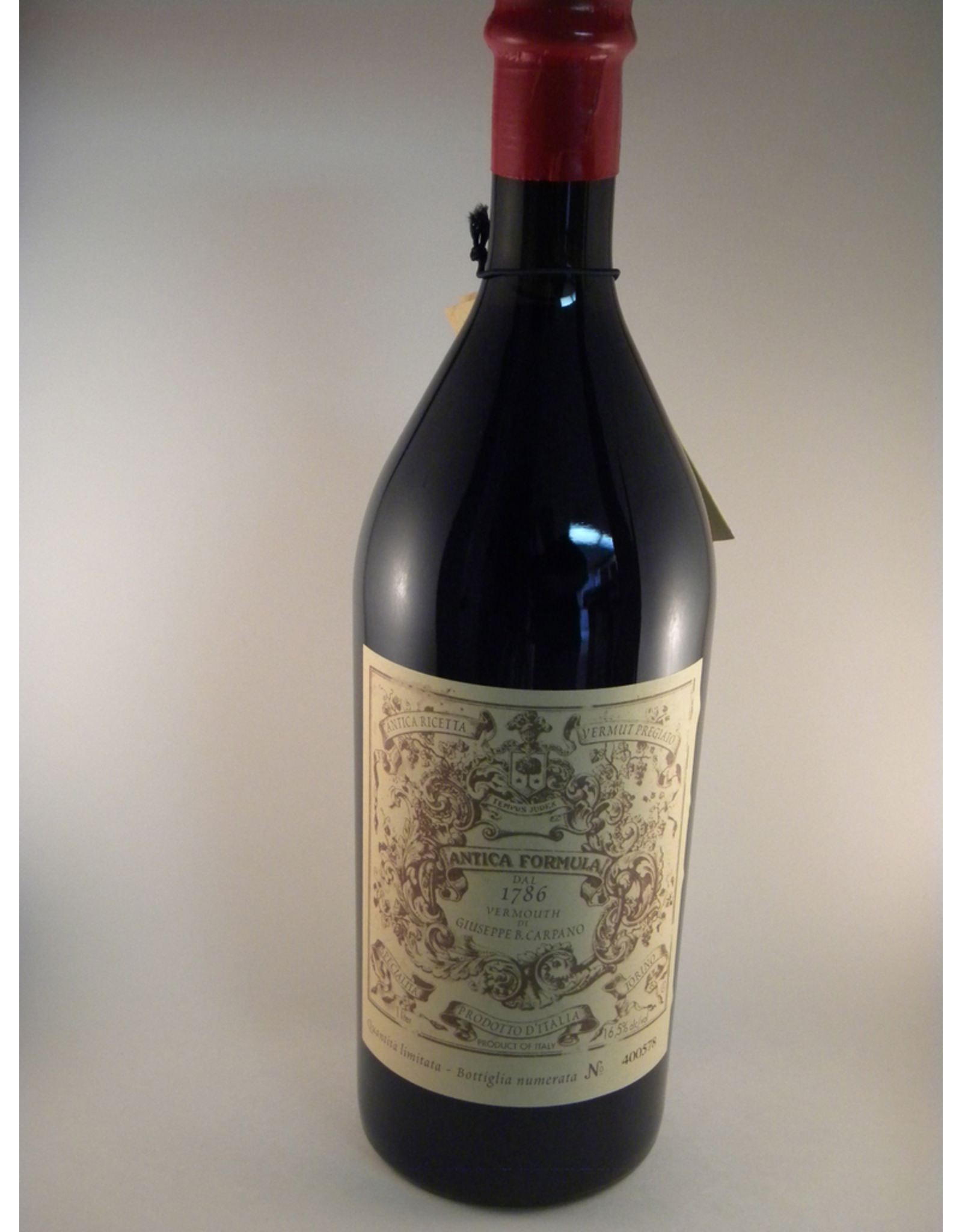 Carpano Antica Vermouth Liter