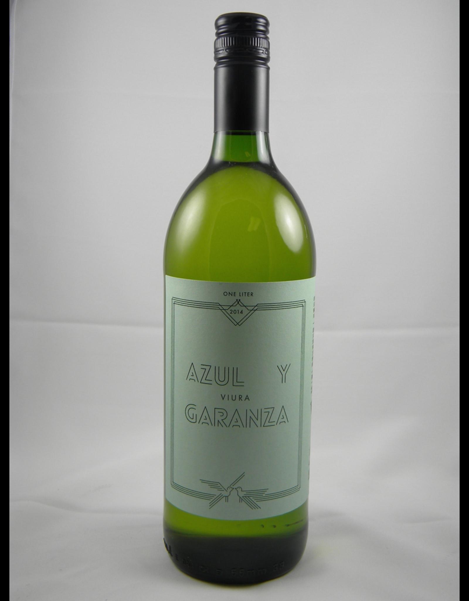Azul Y Garanza Viura Navarra 2019