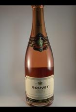 Bouvet Sparkling Rose Loire NV