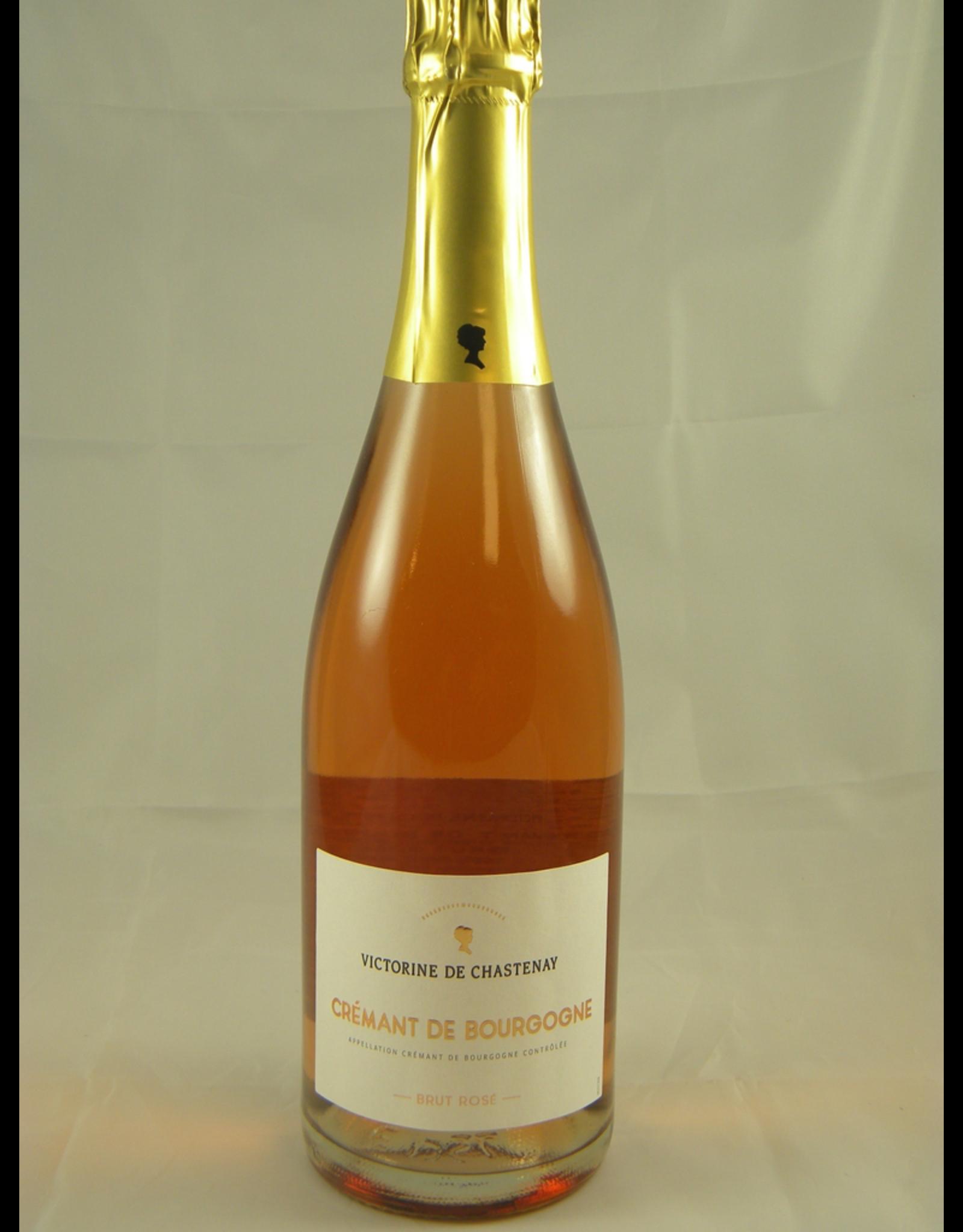 Victorine de Chastenay Victorine de Chastenay Cremant de Bourgogne Rosé NV