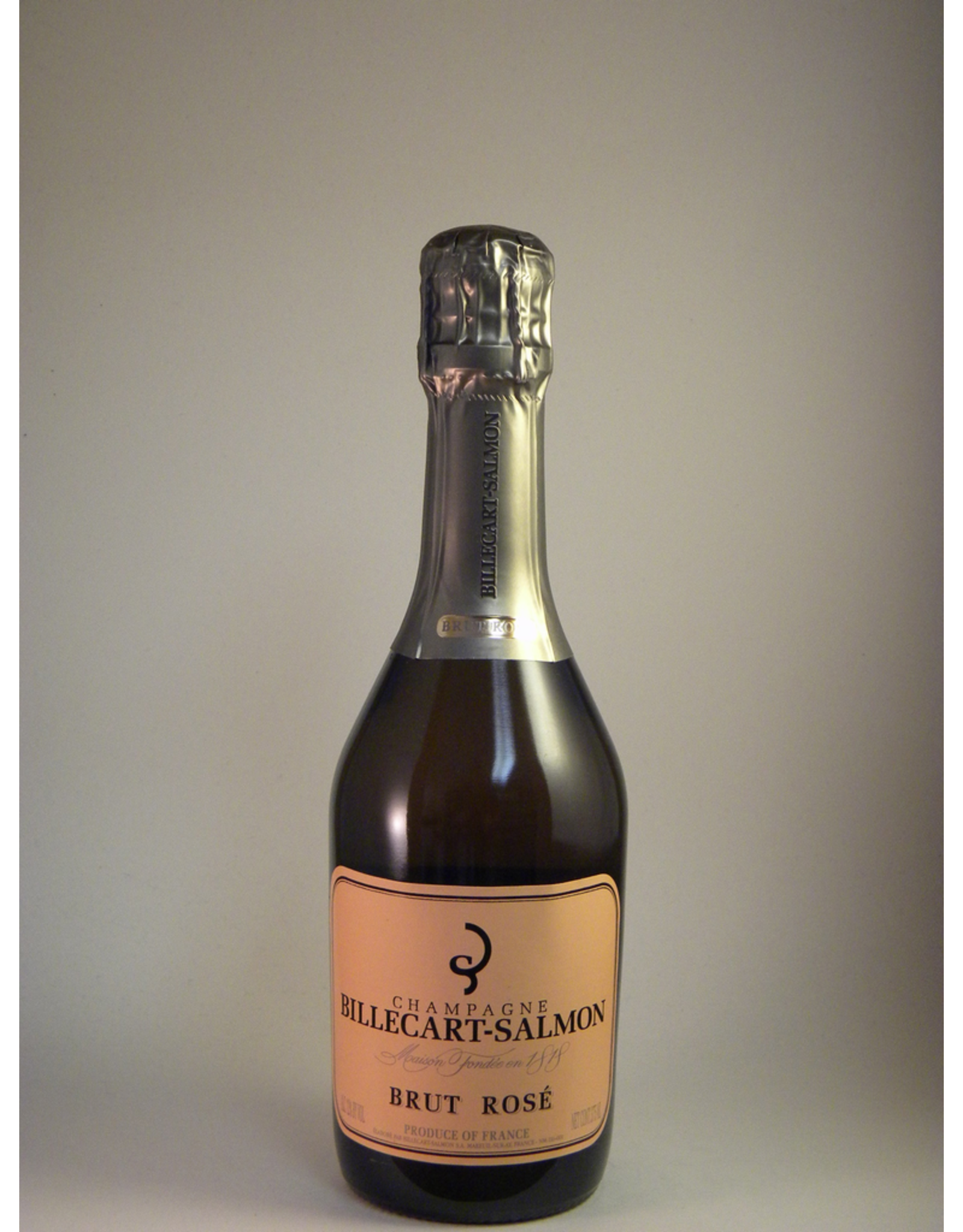 Billecart Salmon Rosé NV 375ml