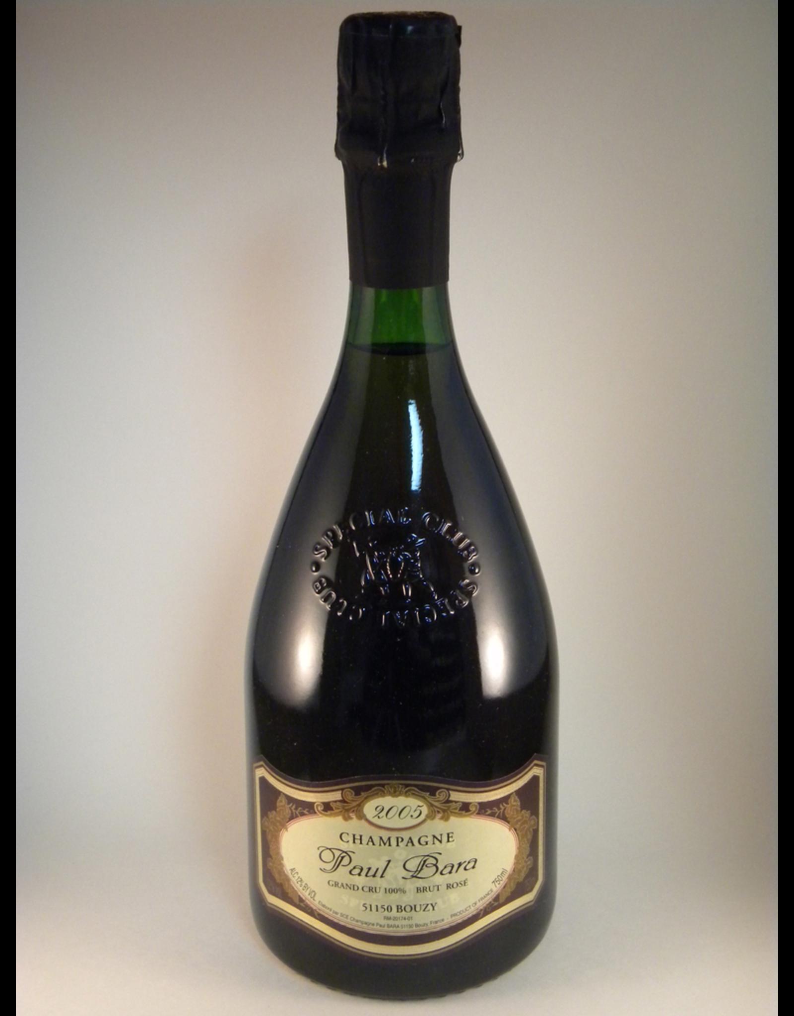 Paul Bara Champagne Special Club Rose 2013