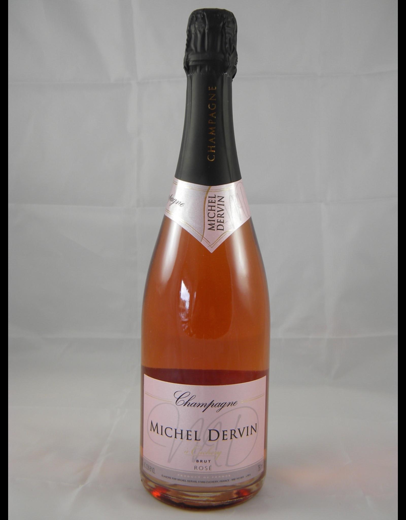 Michel Dervin Champagne Rosé NV