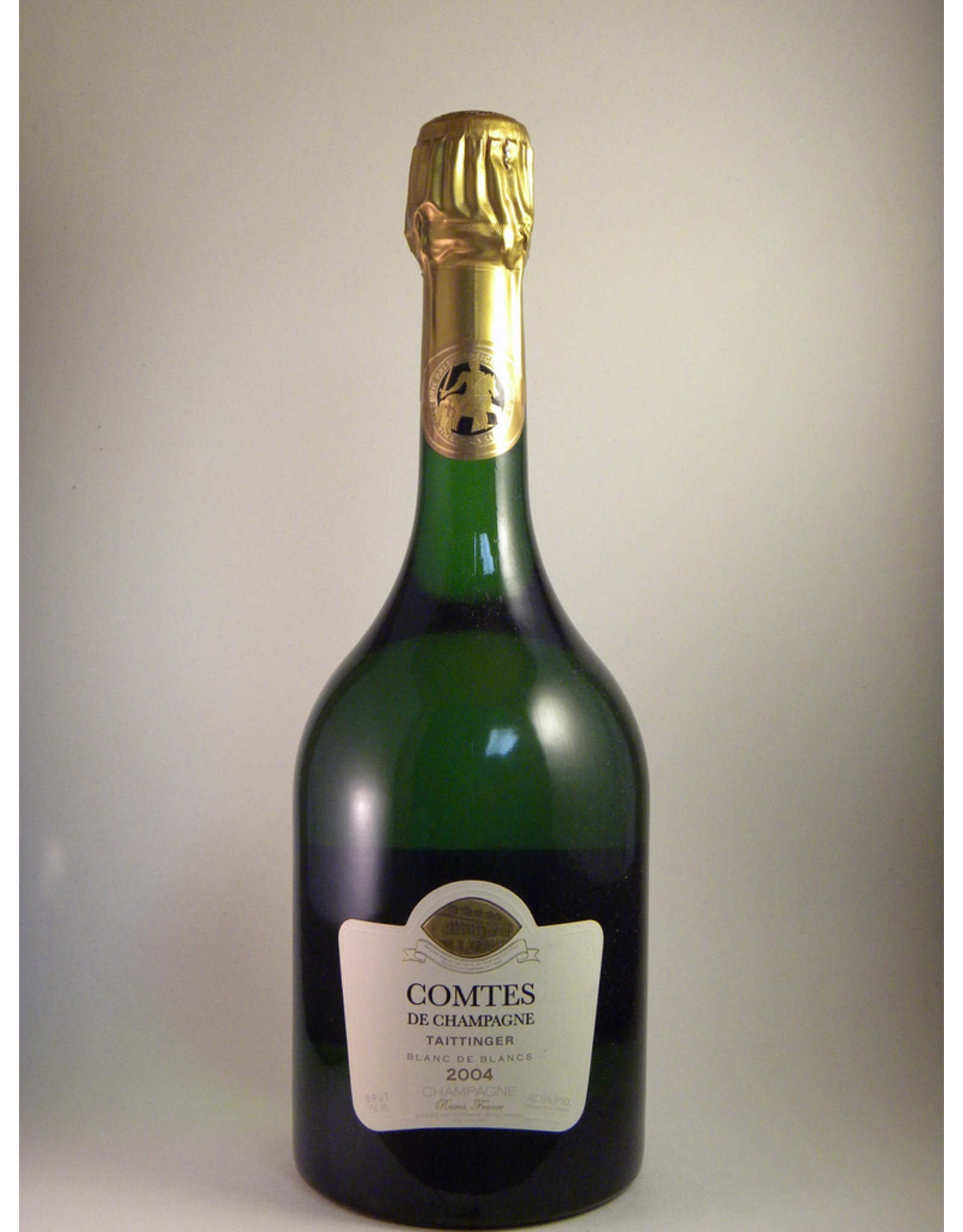 Taittinger Champagne Comtes de Champagne Blanc de Blancs 2007