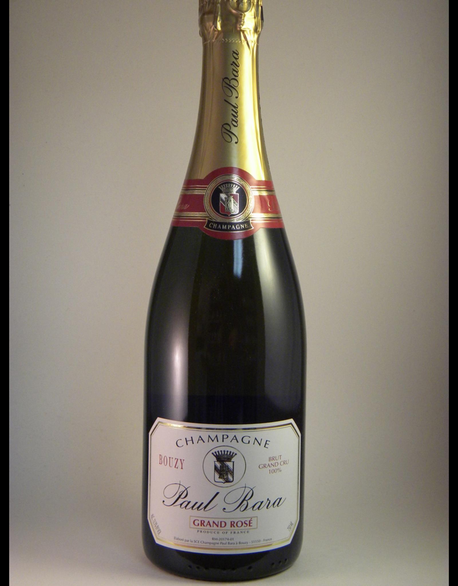 Paul Bara Champagne Grand Rosé Grand Cru NV