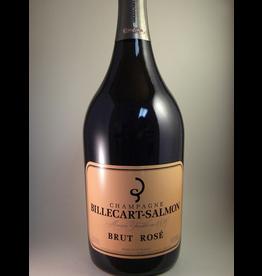 Billecart Salmon Rosé Champagne Magnum NV
