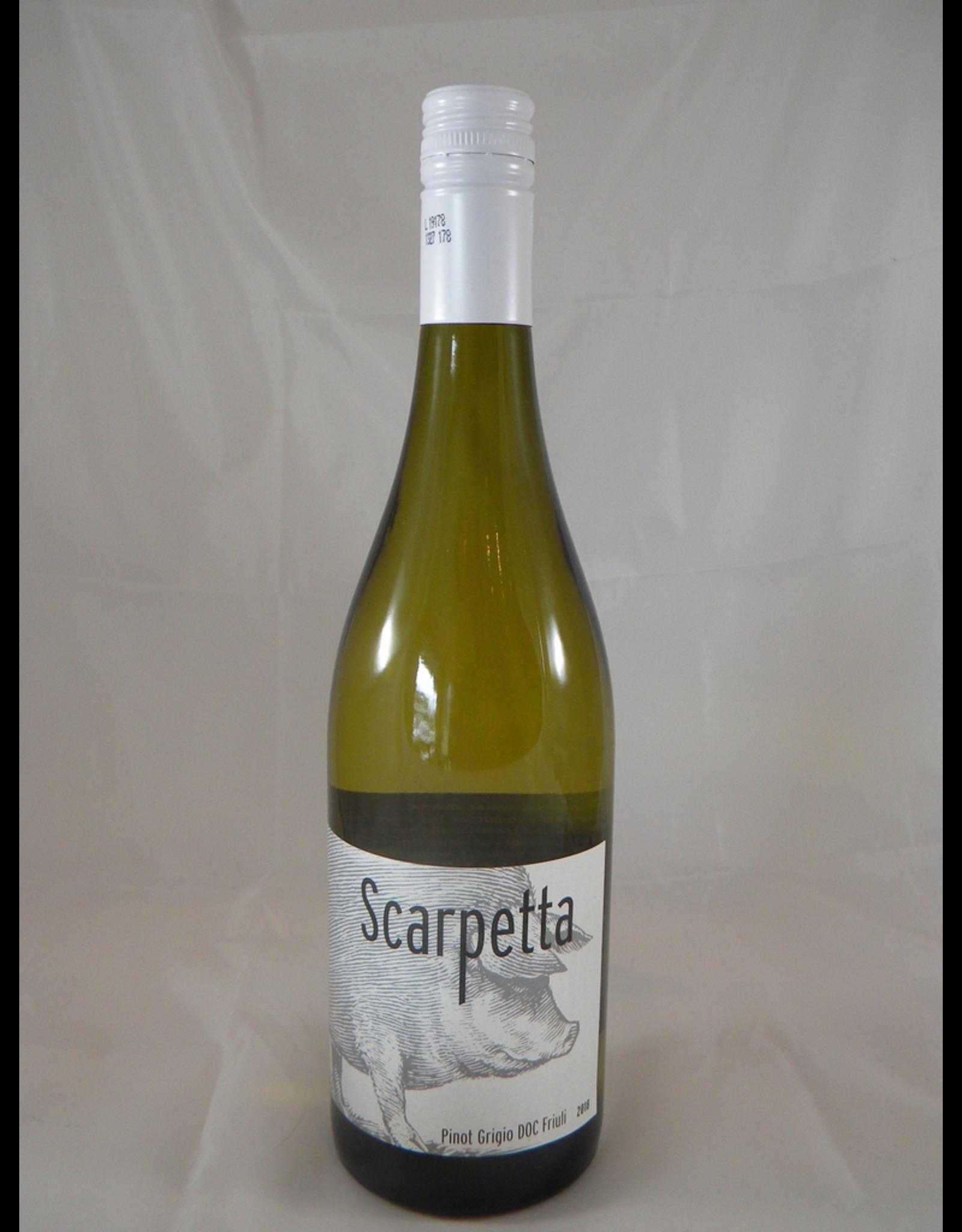 Scarpetta Pinot Grigio Friuli 2018