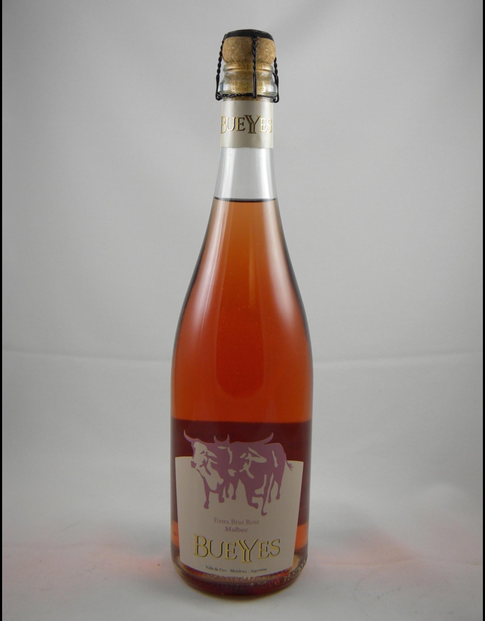 Bueyes Rosé Mendoza Extra Brut NV