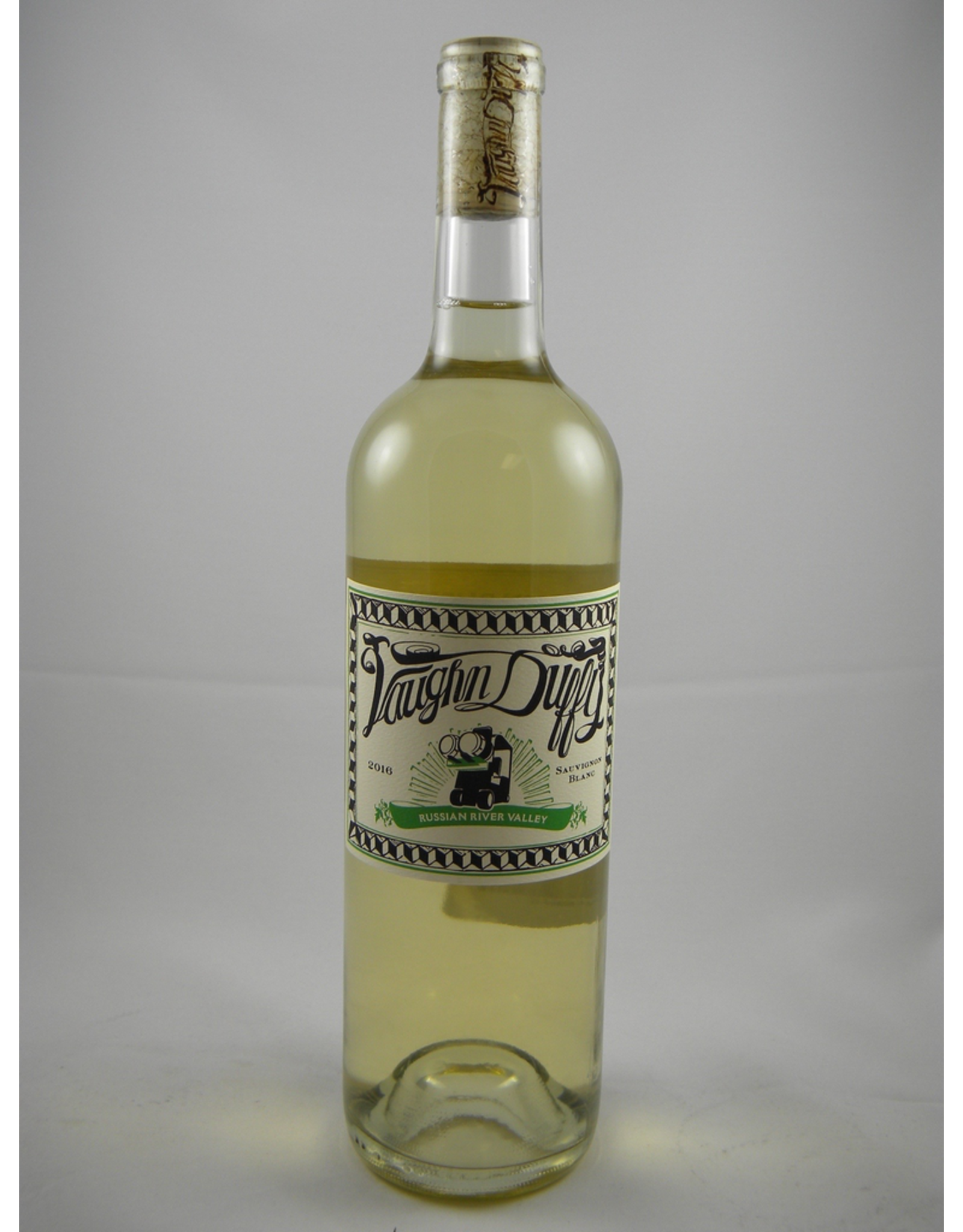 Vaughn Duffy Sauvignon Blanc Russian River Valley Hopkins Ranch 2018