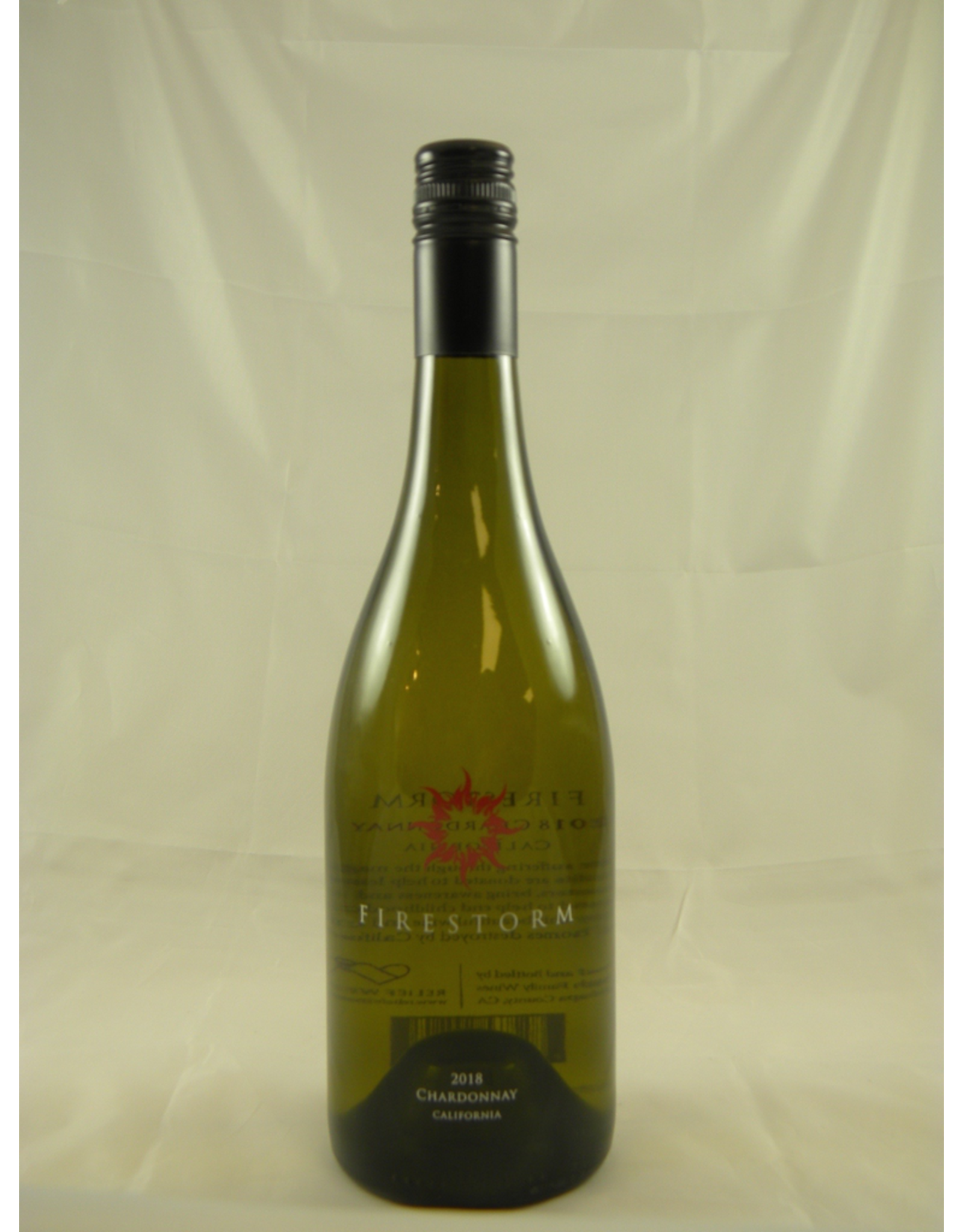 Firestorm Chardonnay California 2018