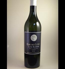 Chevalier Bordeaux Blanc Clos des Lunes Lune Blanche 2016