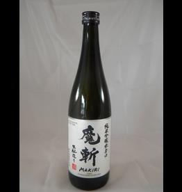 Makiri Junmai Daiginjo Sake Extra Dry 720ml