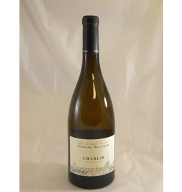 Samuel Billaud Chablis 2019