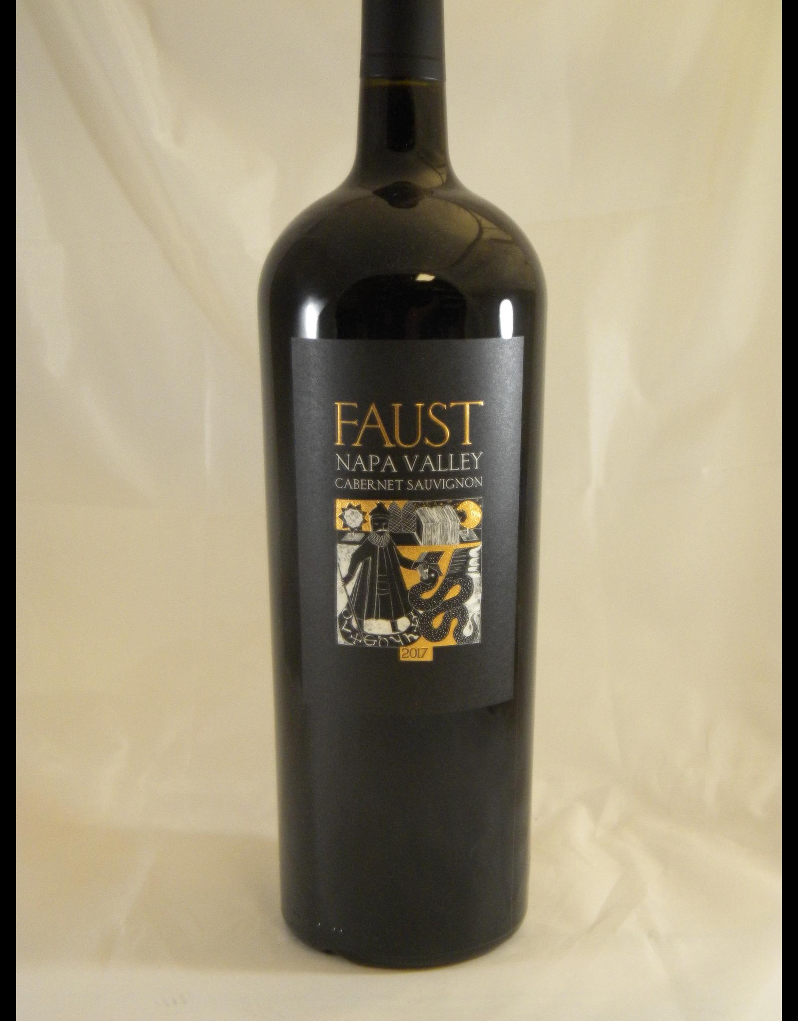 Faust Faust Cabernet Napa Magnum 2017