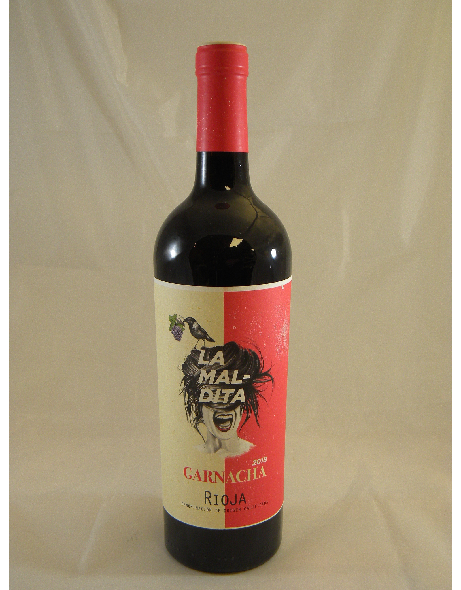 La Maldita La Maldita Rioja Grenache 2018
