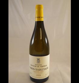 Bonneau du Martray Corton Charlemagne Grand Cru 2018