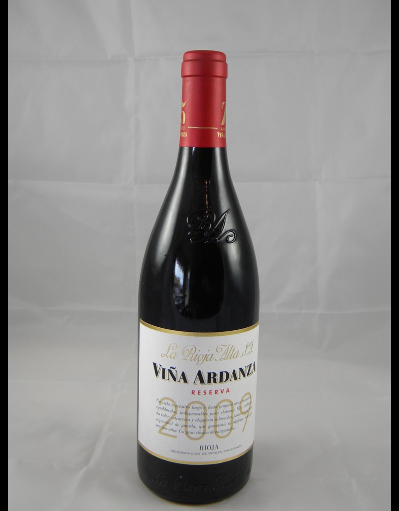 La Rioja Alta La Rioja Alta Rioja Vina Ardanza Reserva Seleccion Especial 2010