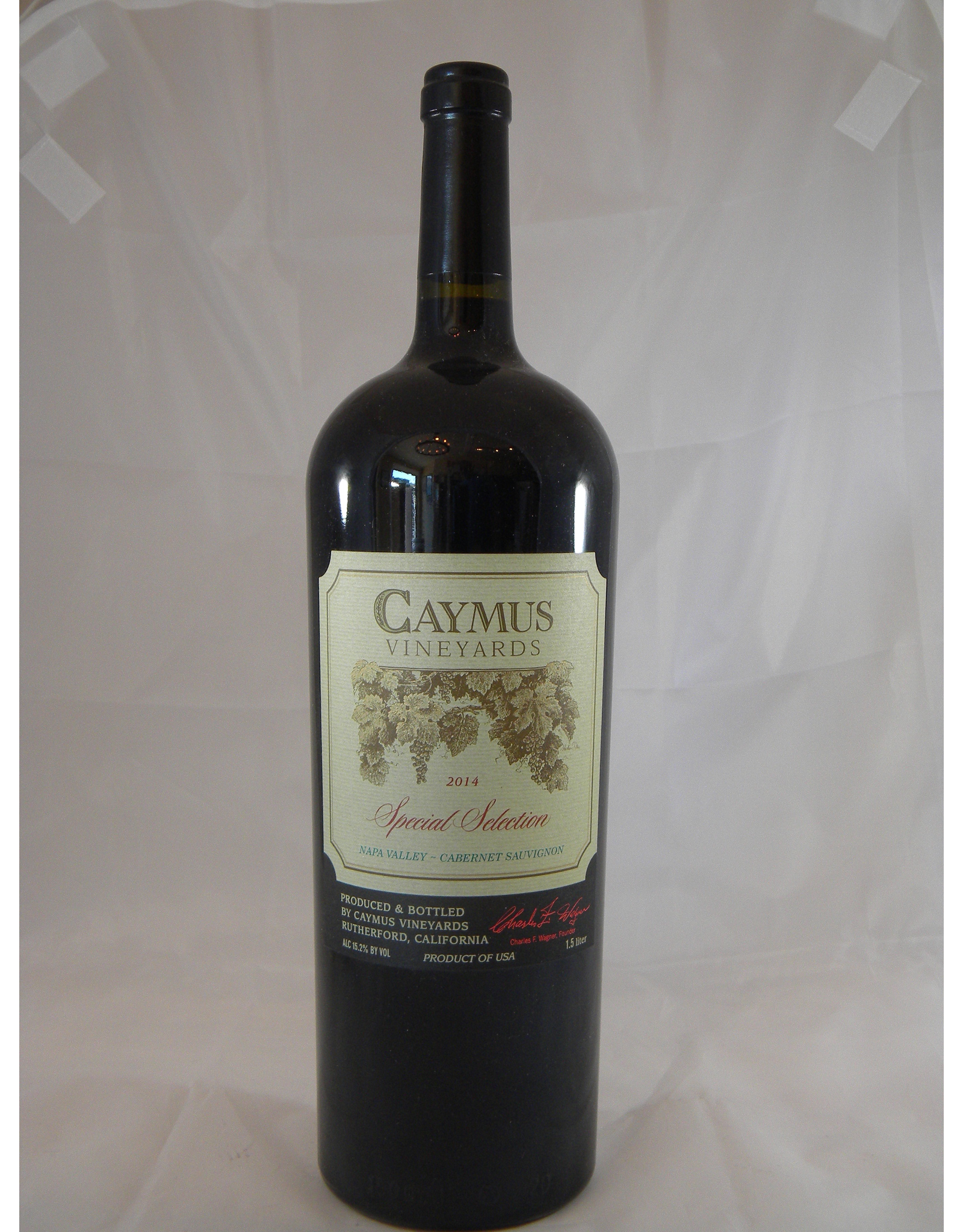 Caymus Caymus Cabernet Napa Special Selection 2014 Magnum