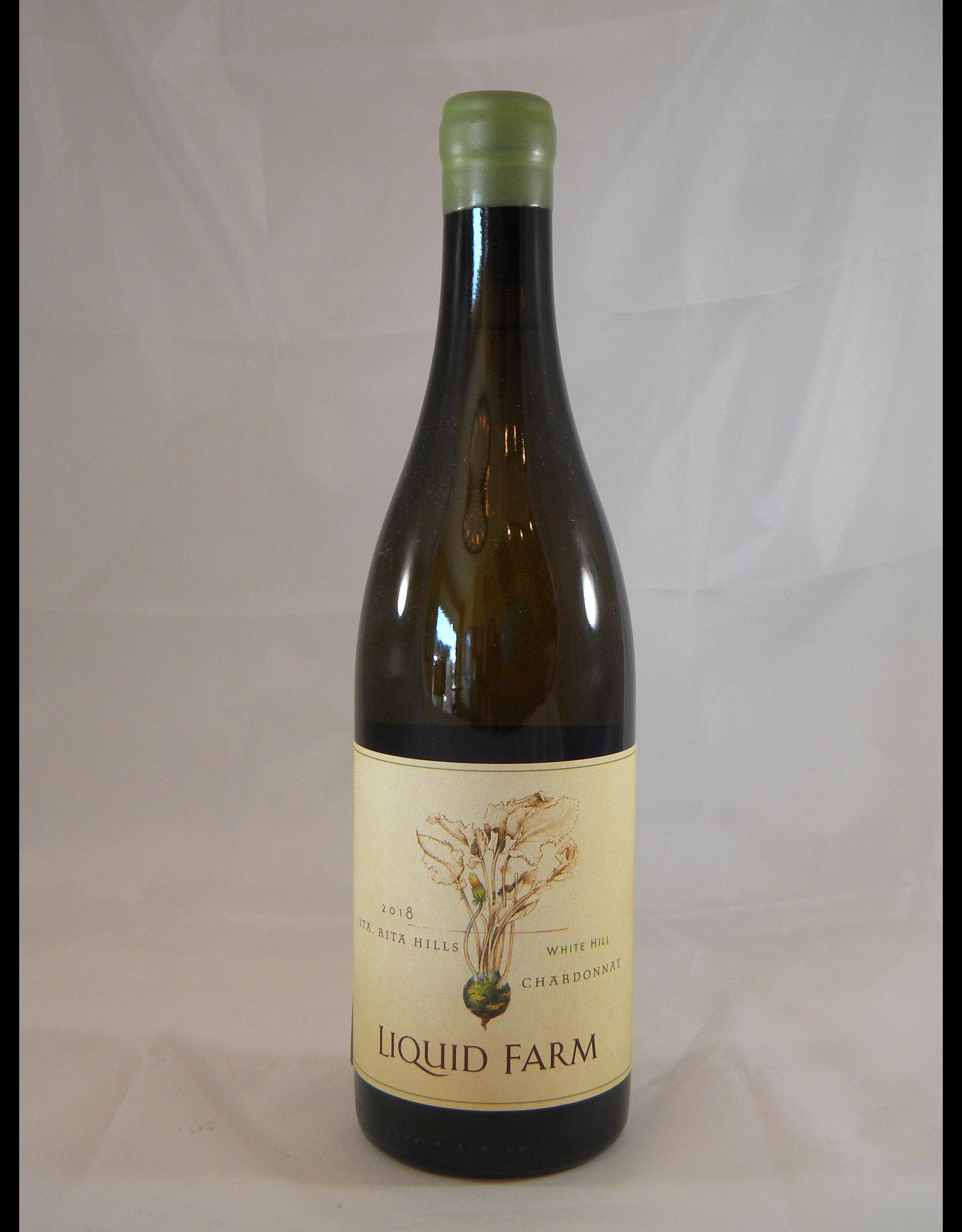 Liquid Farm Chardonnay Santa Rita Hills White Hill 2018