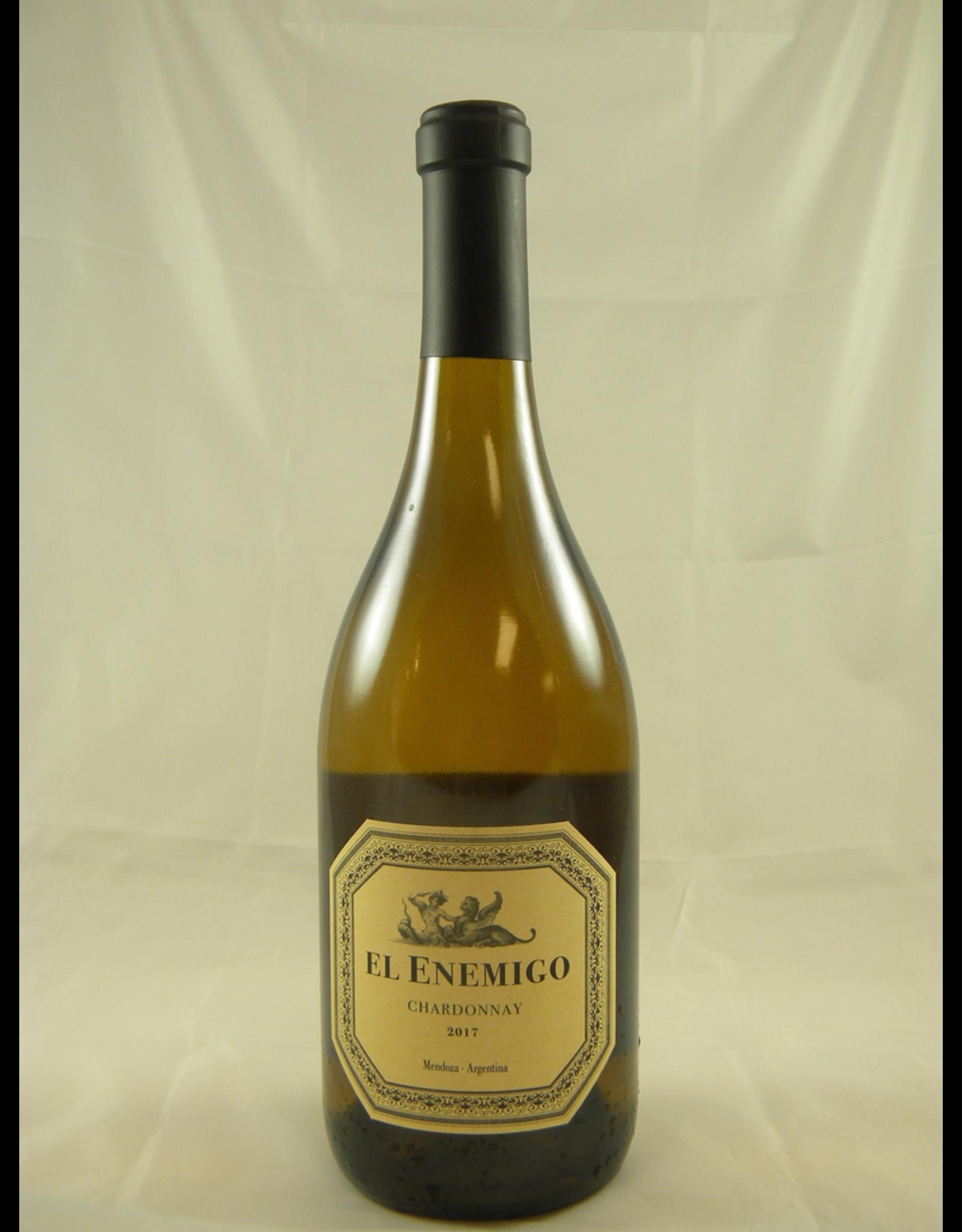 El Enemigo El Enemigo Chardonnay Mendoza 2018