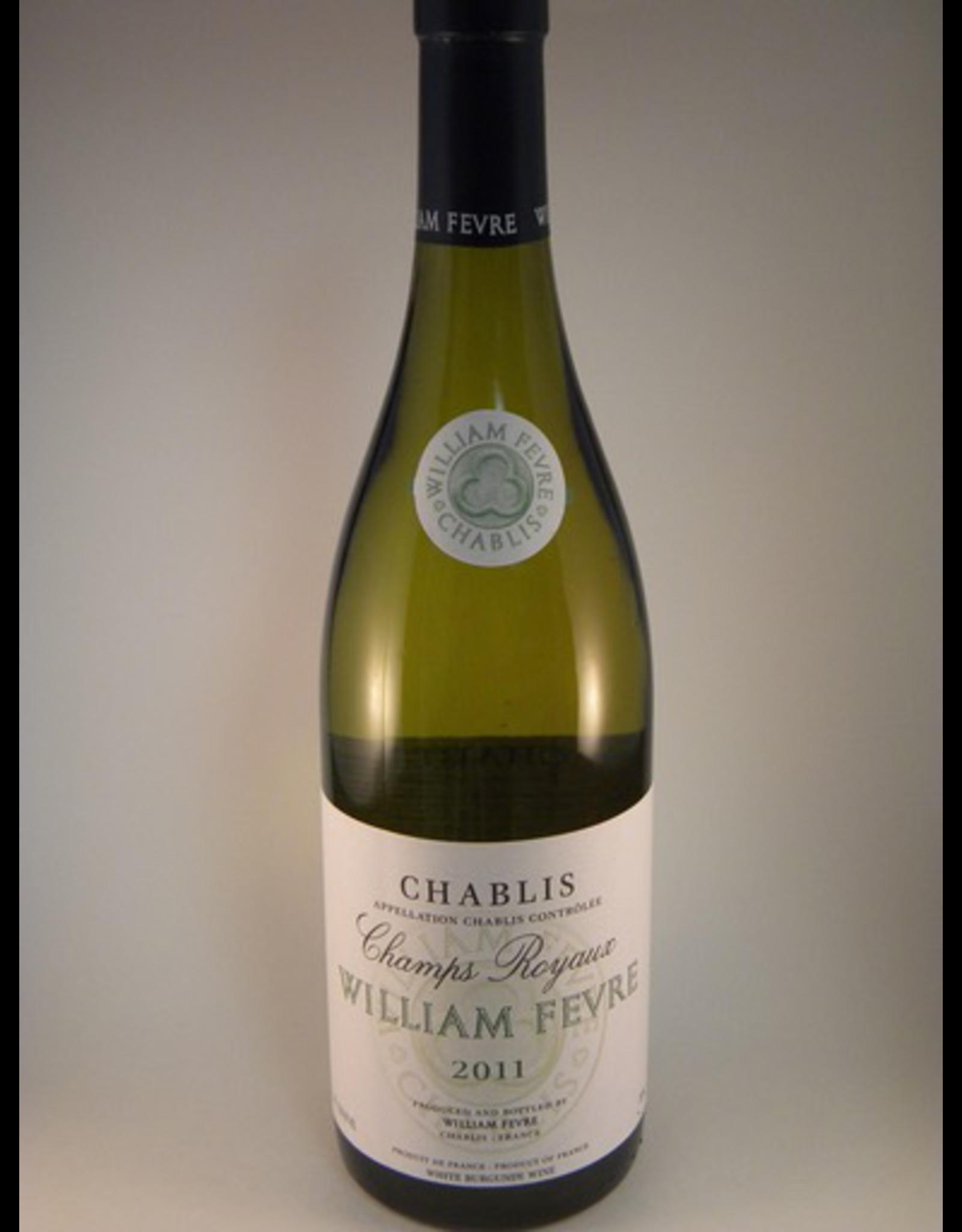 William Fevre William Fevre Chablis Champs Royaux 2019