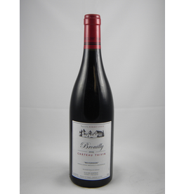 Thivin Chateau Thivin Brouilly Reverdon 2019
