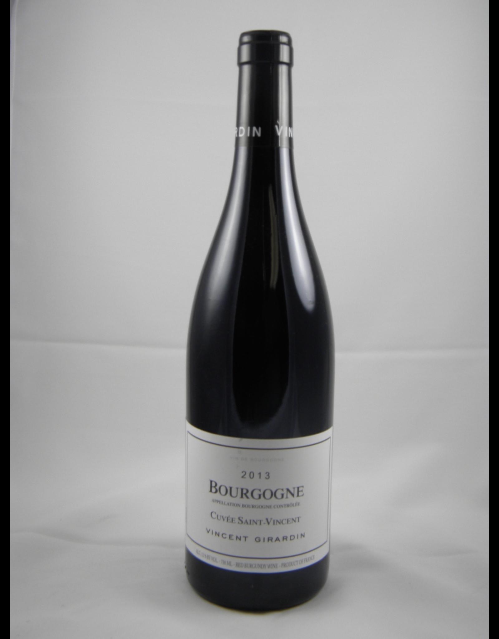 Girardin Vincent Girardin Bourgogne Rouge Cuvée St Vincent 2016