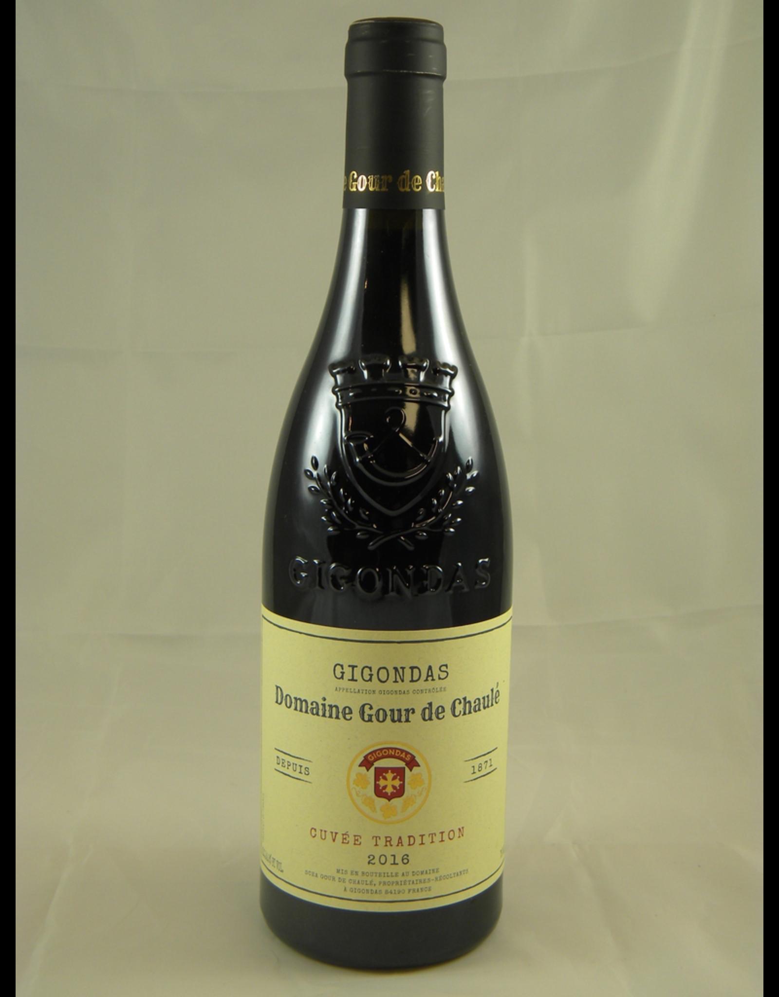 Gour de Chaulé Domaine Gour de Chaulé Gigondas Cuvée Tradition 2017