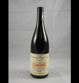 Hautes Cances Domaine les Hautes Cances Cairanne Vieilles Vignes 2015