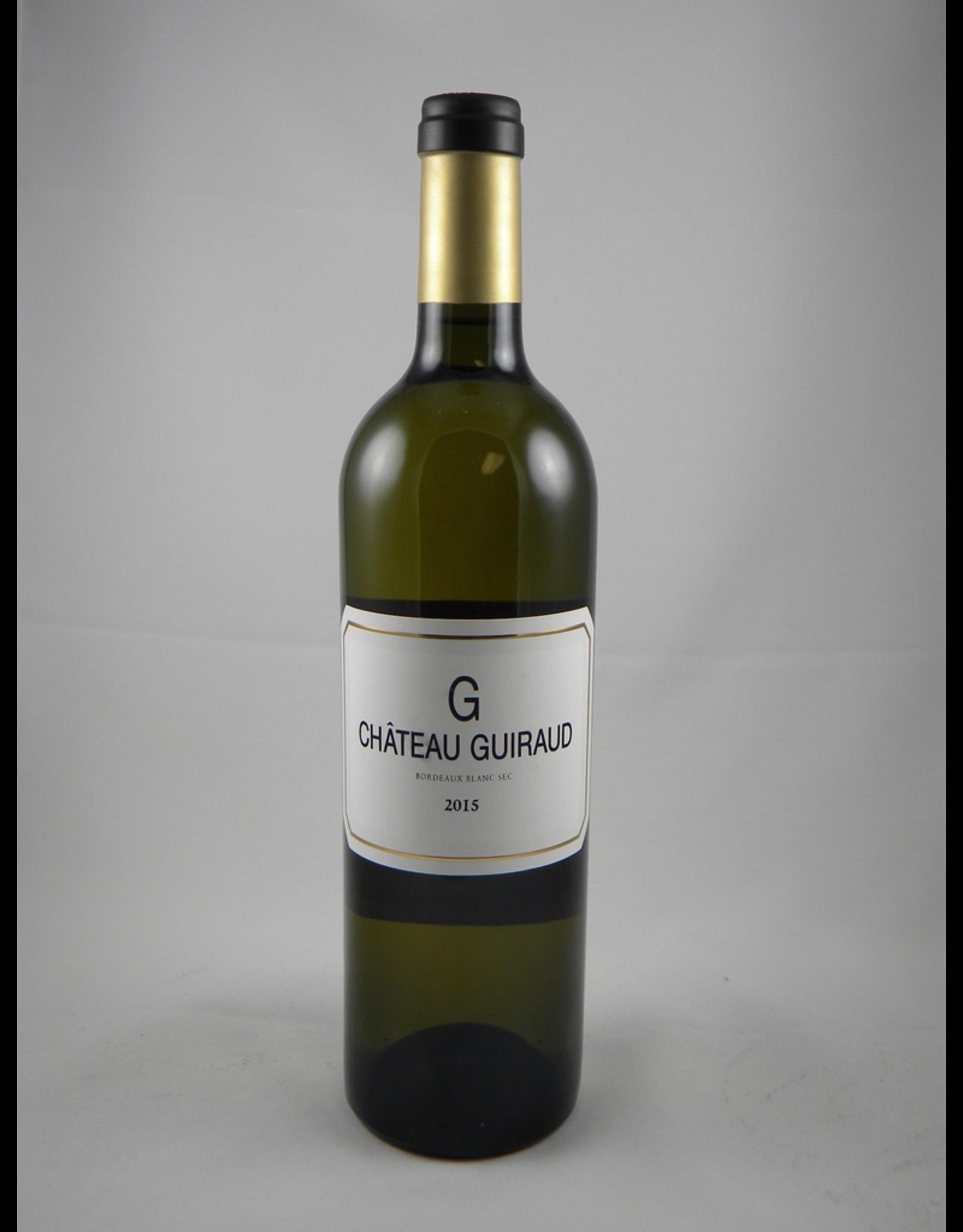 Chateau Guiraud G Bordeaux Blanc Sec 2019