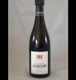 Jacquesson Champagne Cuvée 743 NV