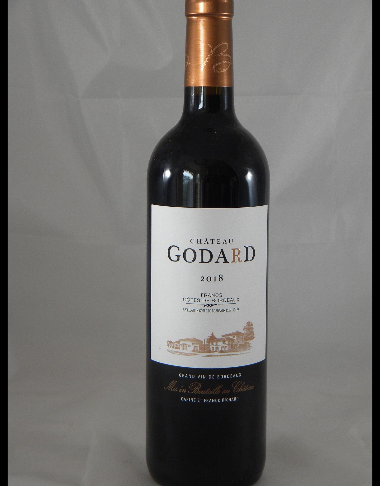 Chateau Godard Francs Bordeaux 2018