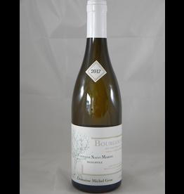 Michel Gros Michel Gros Bourgogne Blanc Fontaine Saint Martin 2017