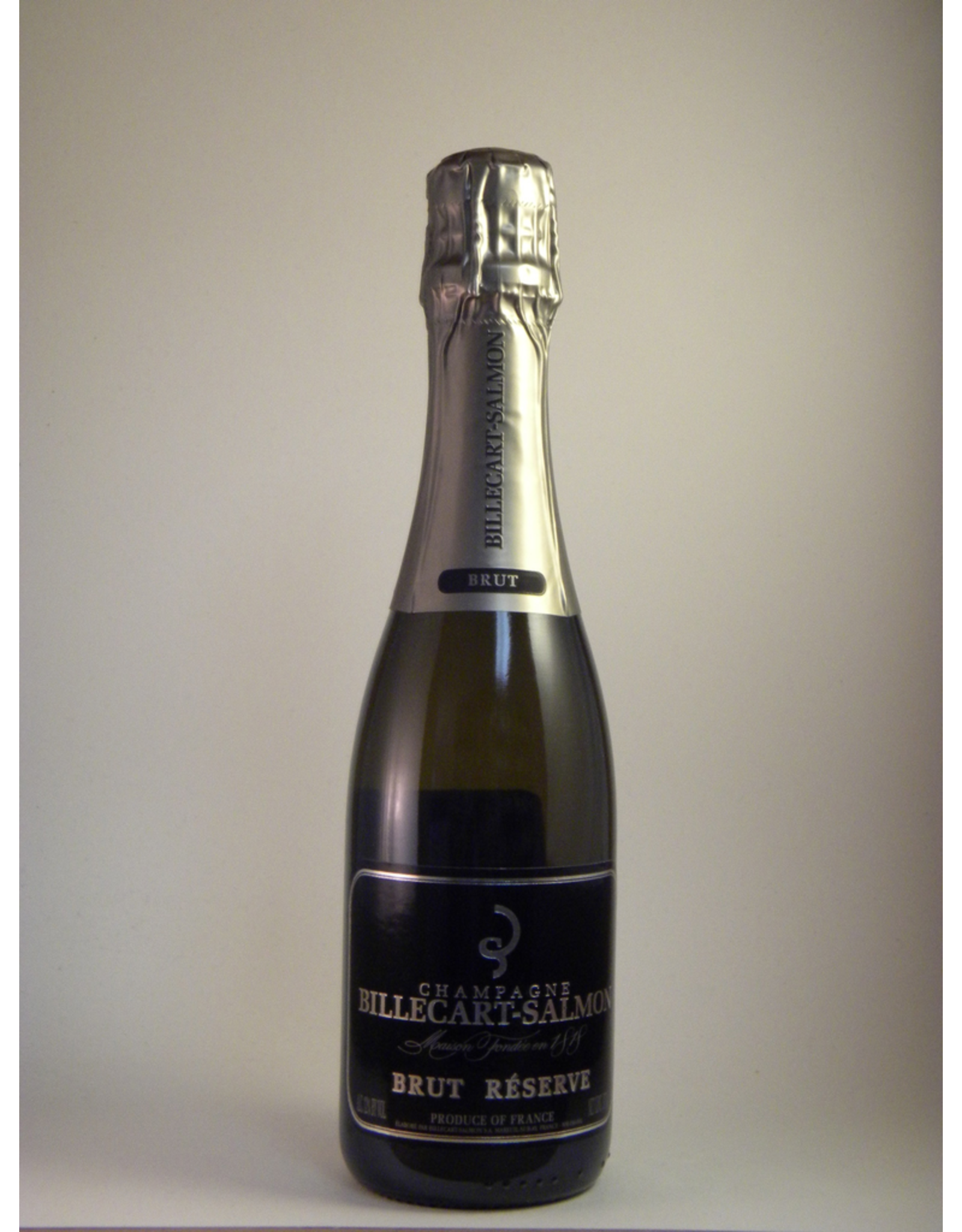 Billecart Salmon Brut Reserve Champagne 375ml