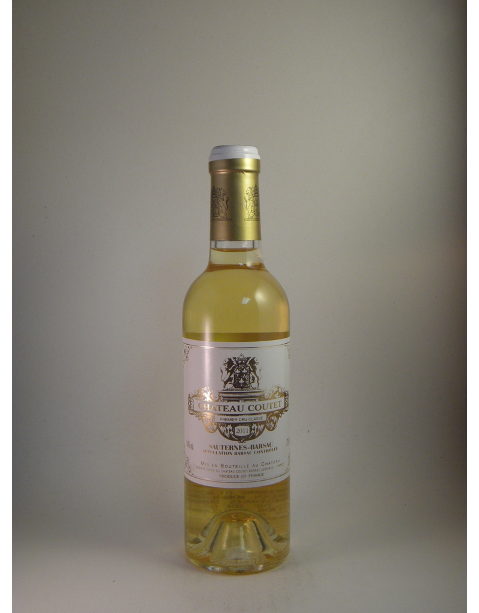 Chateau Coutet Barsac 2016 375ml
