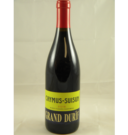 Caymus Caymus Grand Durif Suisun Valley 2018