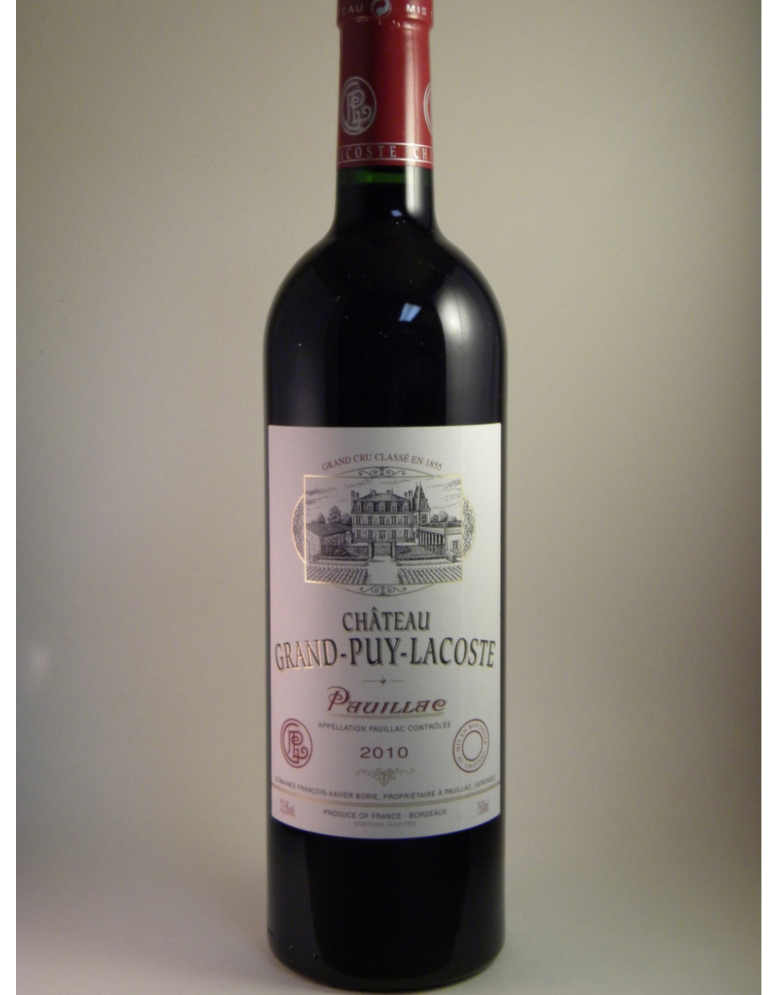 Grand Puy Lacoste Grand Puy Lacoste Pauillac 2006
