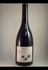 Saxon Brown Saxon Brown Pinot Noir Sonoma Robert's Road Vineyard 2015