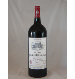 Grand Puy Lacoste Grand Puy Lacoste Pauillac 2015 Magnum