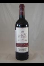 Vega Sicilia Macan Rioja Clasico 2016