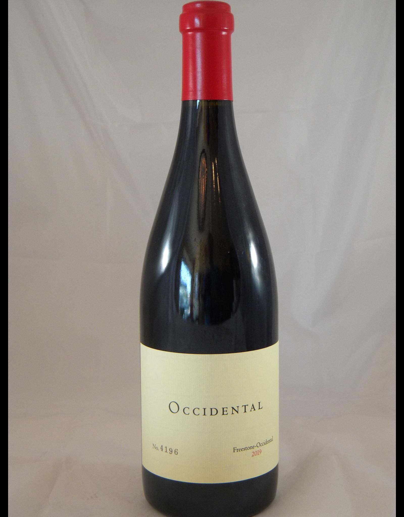 Occidental Pinot Noir Freestone Occidental 2019