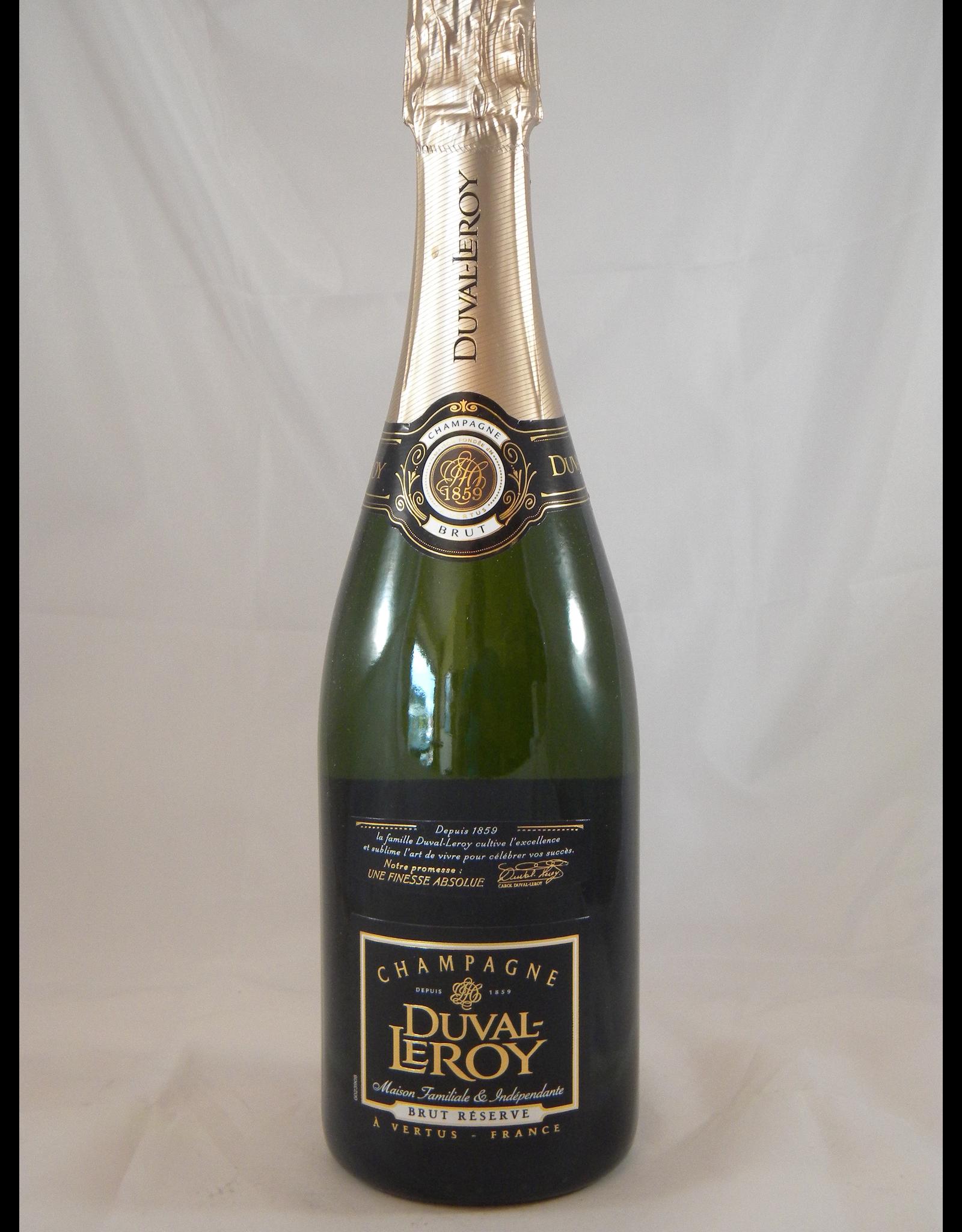 Duval Leroy Champagne Brut Reserve NV